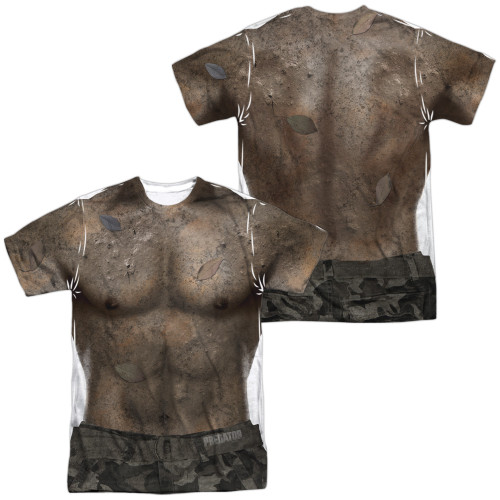 Image for Predator Sublimated T-Shirt - Mud Camo 100% Polyester