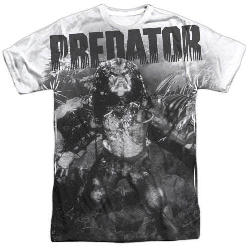Image for Predator Sublimated T-Shirt - In the Jungle  100% Polyester