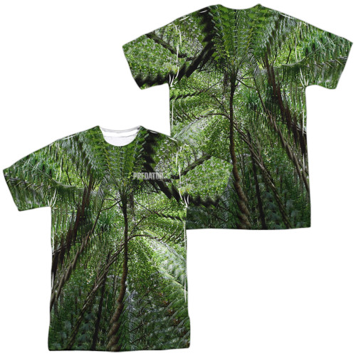 Image for Predator Sublimated T-Shirt - Active Camo 100% Polyester