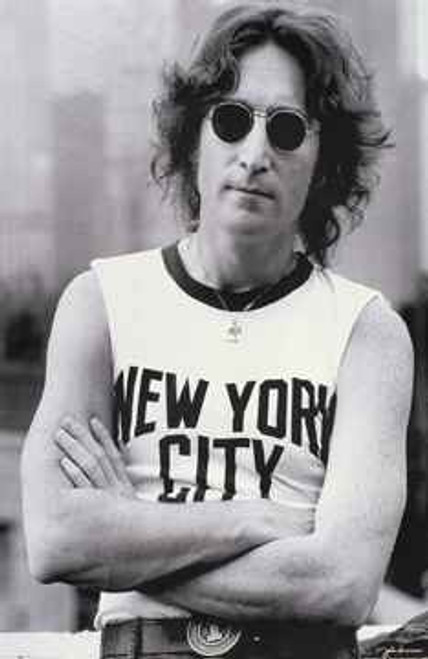 Image for John Lennon Poster - NYC