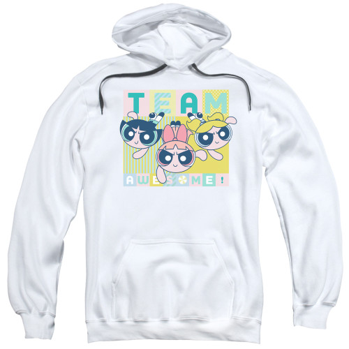 Image for The Powerpuff Girls Hoodie - Awesome Block