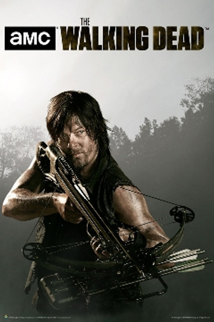 Image for The Walking Dead Poster - Season 4 Daryl