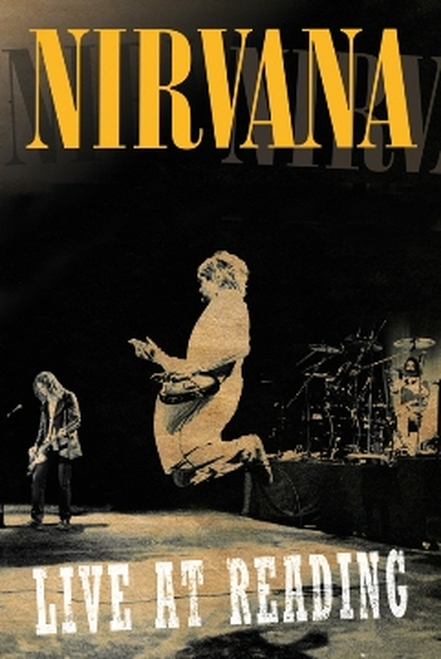 Image for Nirvana Poster - Live at Reading