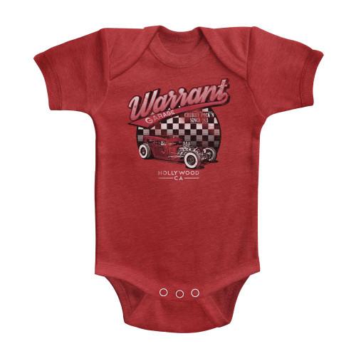 Image for Warrant Garage Infant Baby Creeper