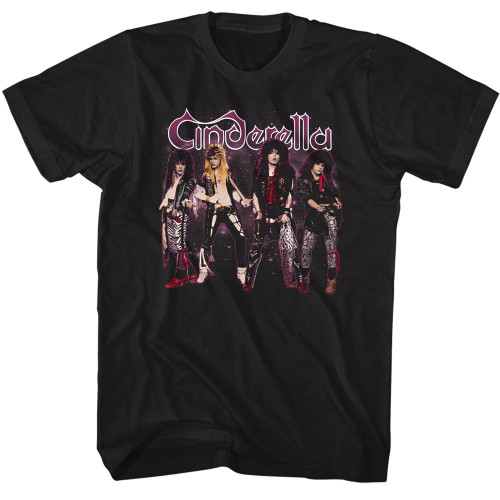 Image for Cinderella T-Shirt - Band Stands