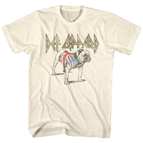 Image for Def Leppard T-Shirt - Bulldog