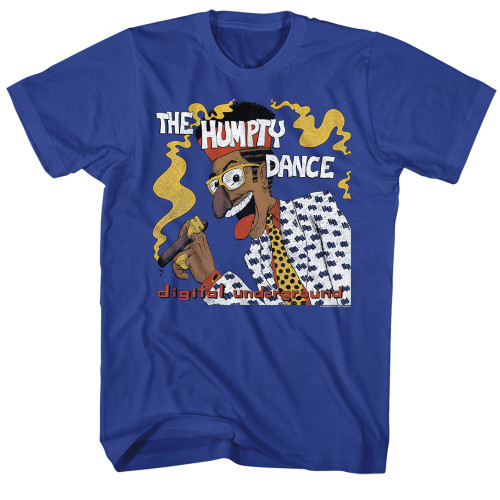 Image for Digital Underground T-Shirt - Humpty