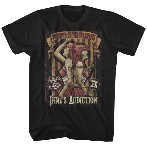 Image for Jane's Addiction T-Shirt - Siamese Twins