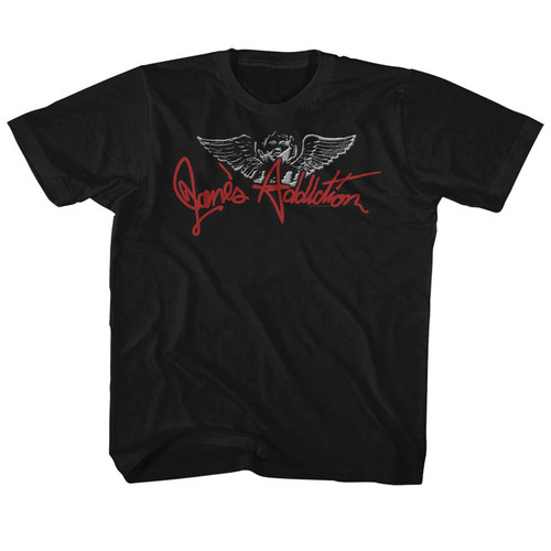 Image for Jane's Addiction Chisel Angel Youth T-Shirt