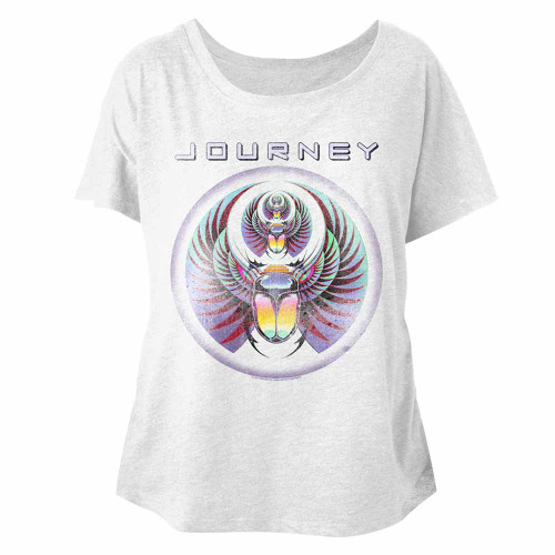 Image for Journey Logo Juniors Dolman Top