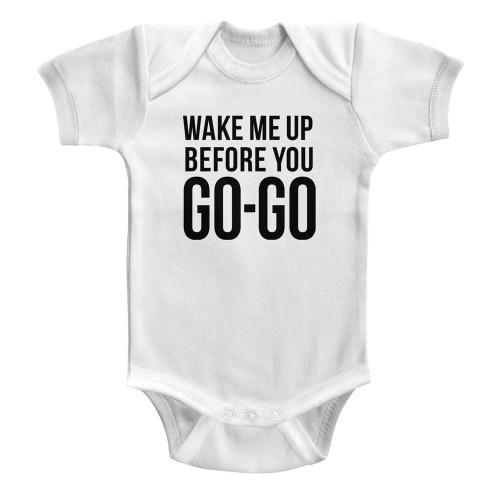 Image for Wham! Go-Go Infant Baby Creeper