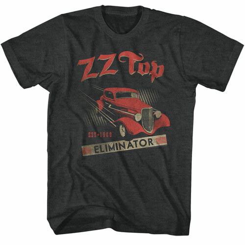 Image for ZZ Top T-Shirt - Est. 1969