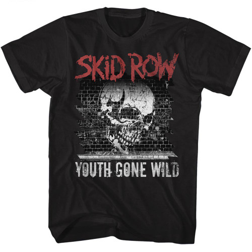Image for Skid Row T-Shirt - Graffiti Gone Wild
