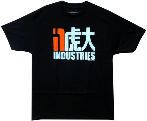Image Closeup for Titanfall T-Shirt - Kodi Industries Logo