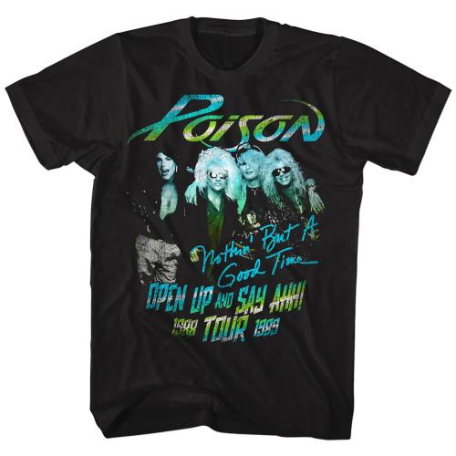 Image for Poison T-Shirt - Tour Shirt