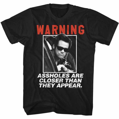 Image for Ace Ventura Pet Detective T-Shirt - Acehole