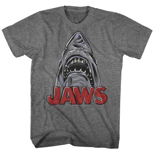 Image for Jaws T-Shirt - Sketchy Shark