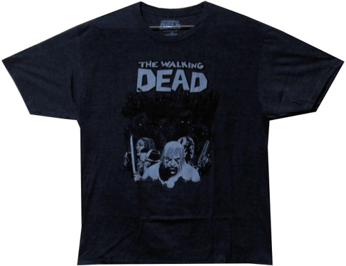 Image for The Walking Dead T-Shirt - Herd
