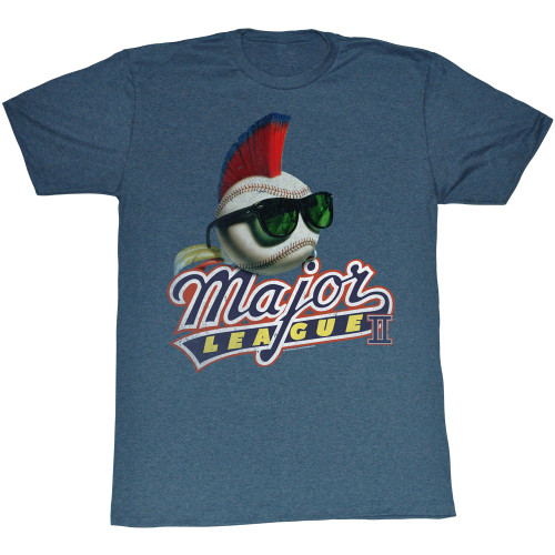 Image for Major League T-Shirt - Mohawk