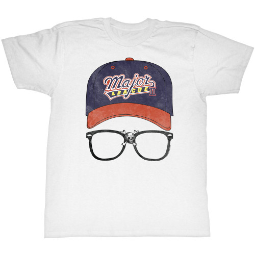 Image for Major League T-Shirt - Logo Cap
