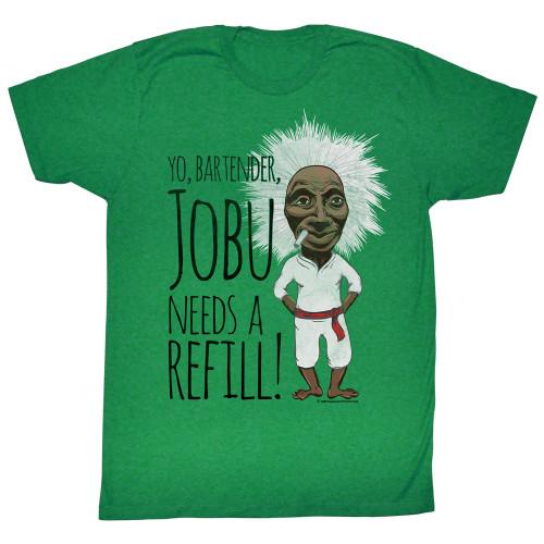 Image for Major League T-Shirt - Yo Bartender