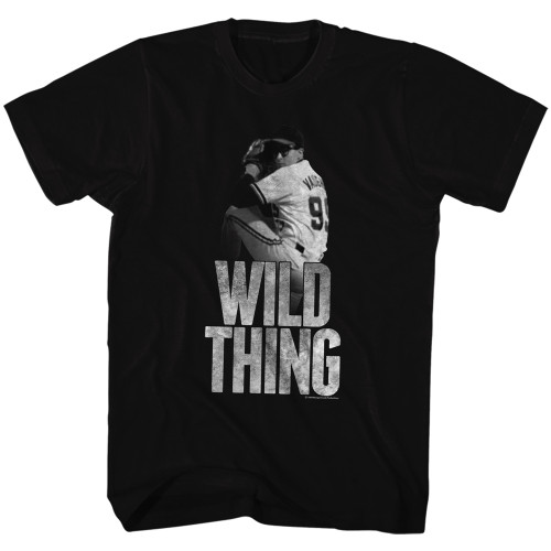 Image for Major League T-Shirt - Wild Thing!