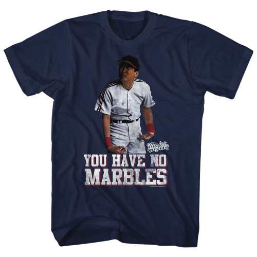 Image for Major League T-Shirt - Marbles