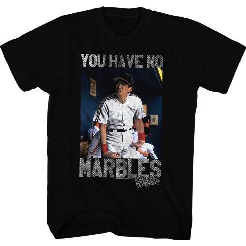 Image for Major League T-Shirt - No Marbles