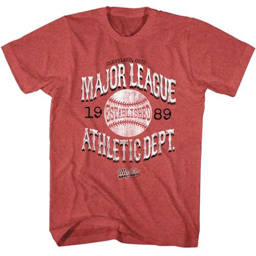 Image for Major League T-Shirt - Vintage