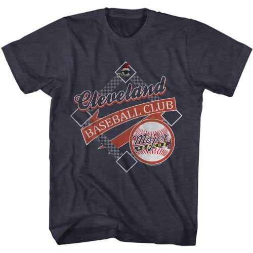 Image for Major League T-Shirt - Baseball Club