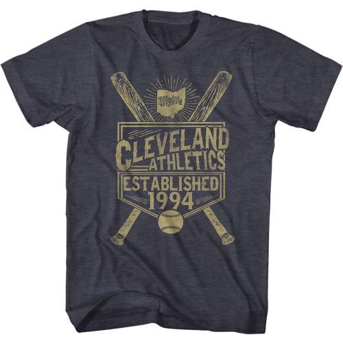 Image for Major League T-Shirt - Vintage Indians