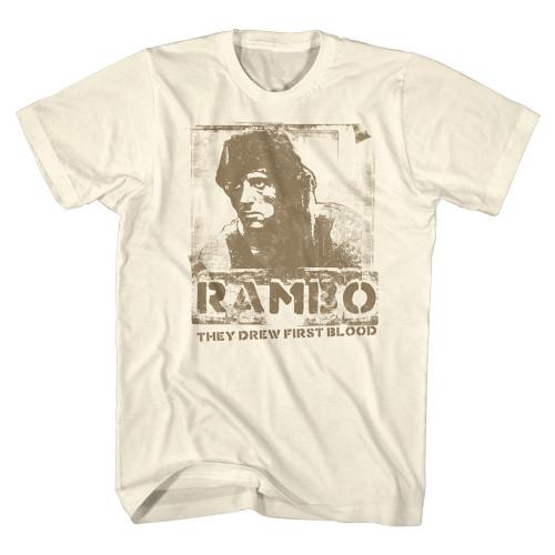 Image for Rambo T-Shirt - Blame