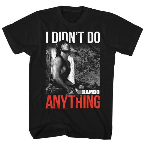 Image for Rambo T-Shirt - Do 2
