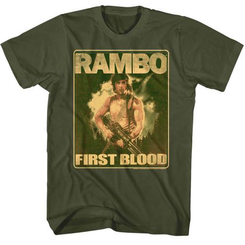 Image for Rambo T-Shirt - Li'l Ramblins