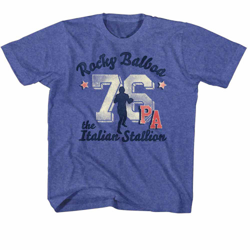 Image for Rocky Athletic '76 Take 2 Toddler T-Shirt