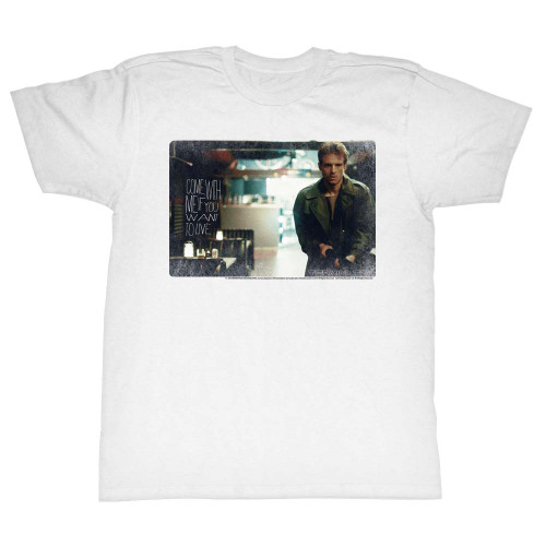 Image for The Terminator T-Shirt - Kyle