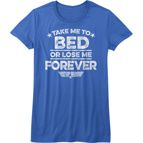 Image for Top Gun Girls T-Shirt - Lose Me Forever