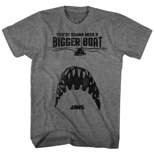Image for Jaws T-Shirt - Jagged Teeth