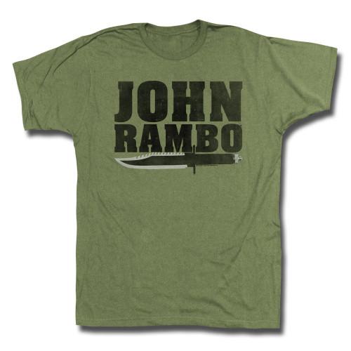 Image for Rambo T-Shirt - Jon Bo