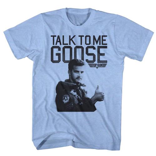 Image for Top Gun T-Shirt - Talk