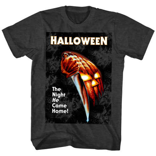 Image for Halloween T-Shirt - The Night He Came Home