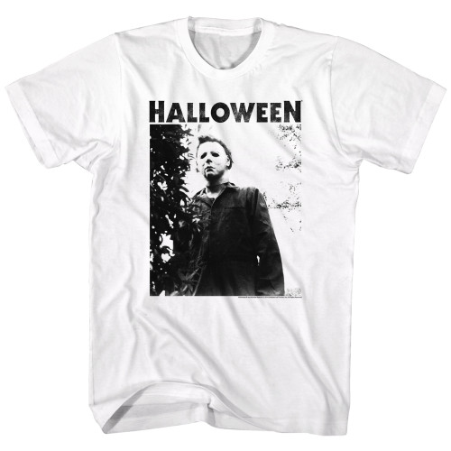 Image for Halloween T-Shirt - Watching Big Title