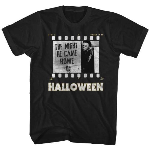 Image for Halloween T-Shirt - Film Strip
