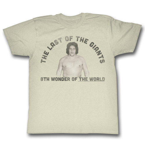 Image for Andre the Giant T-Shirt - Last One