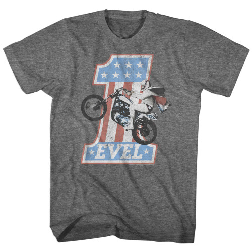 Image for Evel Knievel T-Shirt - One Eve
