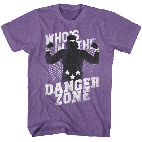 Image for Macho Man T-Shirt - Danger Zone
