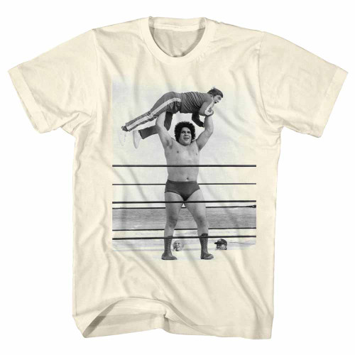 Image for Andre the Giant T-Shirt - Light Weight