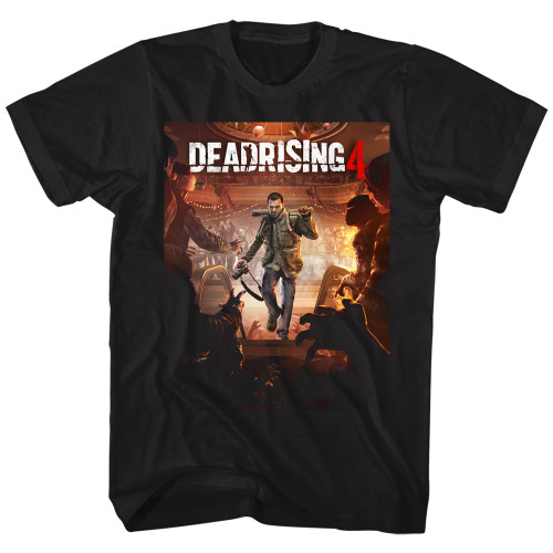 Image for Dead Rising T-Shirt - Dead Rising 4 Cover