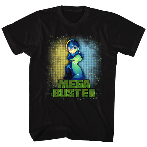 Image for Mega Man T-Shirt - Mega Buster