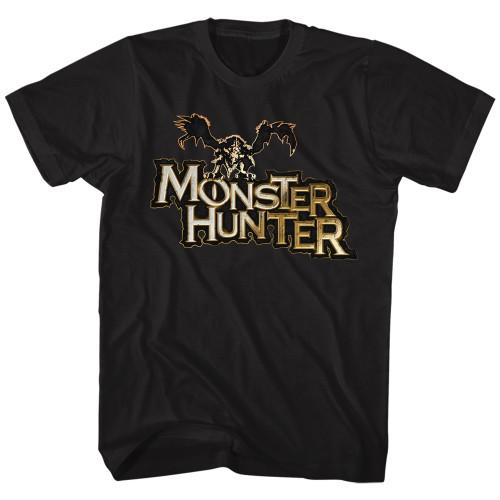Image for Monster Hunter T-Shirt - Logo